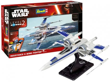 pol pl Revell Model Star Wars X WING 1 50 RV0013 13959 1