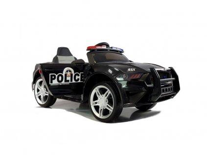 pol pl Auto na Akumulator BBH0007 Policja Czarny 4781 3