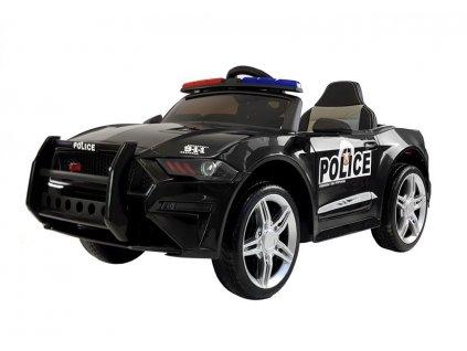 Dětské elektrické autíčko Policie (4)