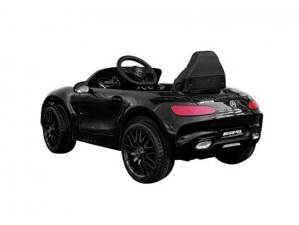 Elektrické autíčko Mercedes AMG GT R černé