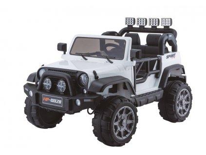 pol pl Auto na Akumulator Jeep HP012 Biale 3949 2