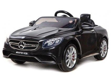 pol pl Auto Na Akumulator Mercedes S63 AMG Pilot Czarny 1701 7