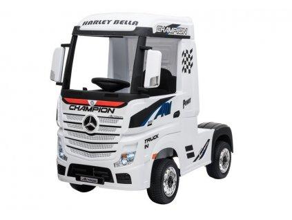 pol pl Auto na Akumulator Mercedes Actros Bialy 4595 11