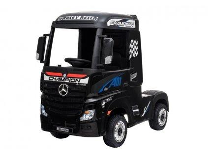 pol pl Auto na Akumulator Mercedes Actros Czarny Lakier 4597 3