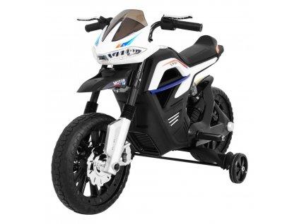 Motor Night Rider Bialy [38363] 1200