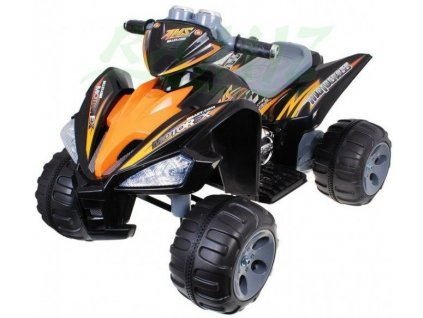Pojazd Quad Sport JS007 Czarny [14054] 1200