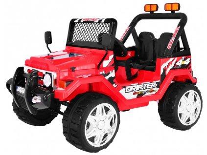 Pojazd RAPTOR Drifter Kola EVA 2 4G Czerwony [22668] 1200