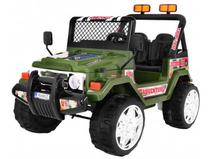 Pojazd RAPTOR Drifter Kola EVA 2 4G Zielony [22678] 1200
