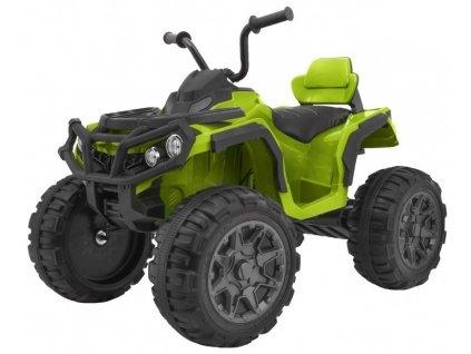 Pojazd Quad ATV Zielony [34371] 1200