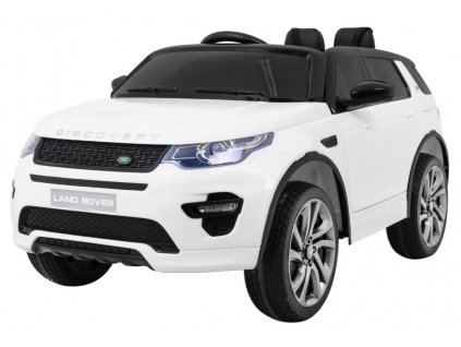 Pojazd Land Rover Discovery Bialy [35964] 1200