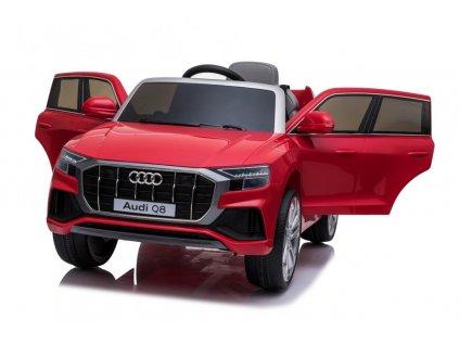 Pojazd Audi Q8 LIFT Czerwony [40297] 1200