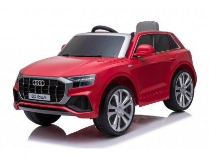 Elektrické autíčko Audi Q8 LIFT červené