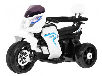 Motorek Rowerek Pchaczyk Bialy [23912] 1200