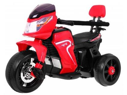 Motorek Rowerek Pchaczyk Czerwony [23918] 1200