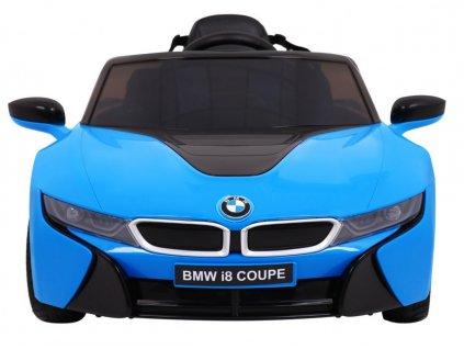 Pojazd BMW I8 LIFT Niebieski [40430] 1200