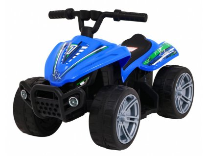 Pojazd Quad Little Monster Niebieski [40351] 1200