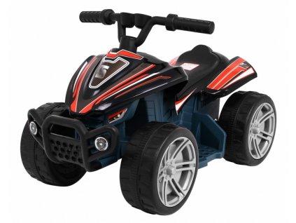 Pojazd Quad Little Monster Czarny [40350] 1200