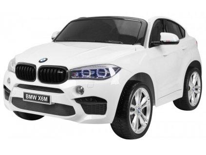Pojazd BMW 6M 2 os L Bialy [31621] 1200
