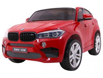 Pojazd BMW 6M 2 os L Lakierowany Czerwony [38375] 1200
