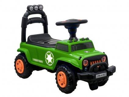 dětské odrážedlo terenní autíčko (5)