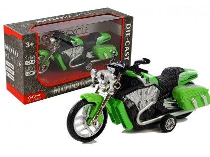 zelená motorka choper harley 1.16 (2)