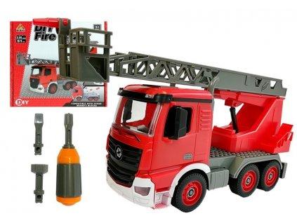 hasičský vůz šroubovací
