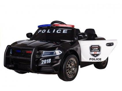 Elektrické autíčko Policie2