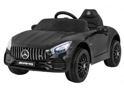 Elektrické autíčko Mercedes Benz GT černé