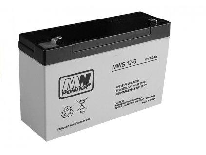 pol pl Akumulator zelowy do auta na akumulator 6V12Ah 408 1