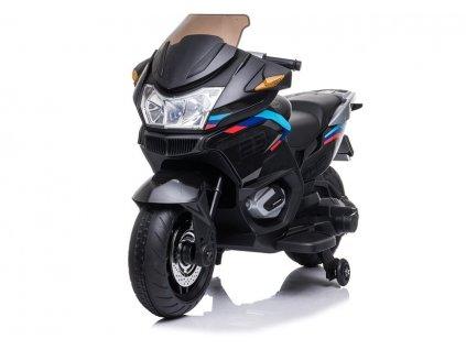 Dětská elektrická motorka XMX609 černá2