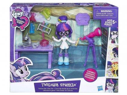 Sada Twilight Sparkle figurka Equestria1
