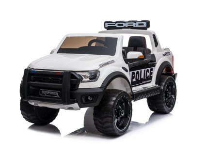 pol pl Auto na Akumulator Ford Raptor Police DK F150RP Bialy Lakier 4698 3