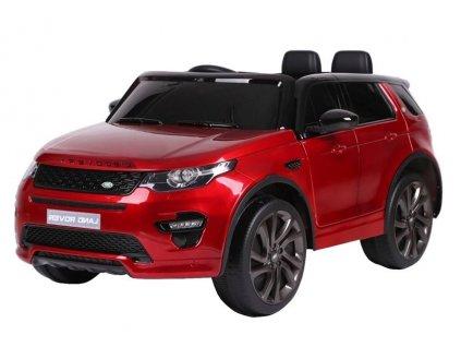 pol pl Auto na Akumulator Land Rover Czerwony Lakierowany 3913 1