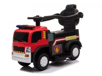 Elektrické autíčko 4v1 červené6