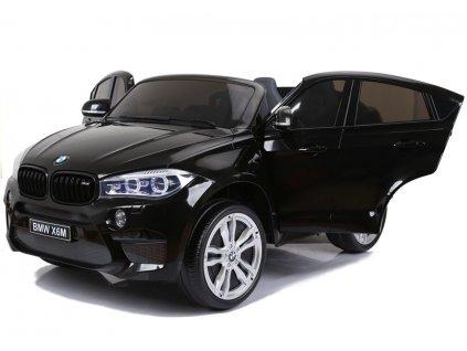 Elektrické autíčko BMW X6M dvoumístné černé1