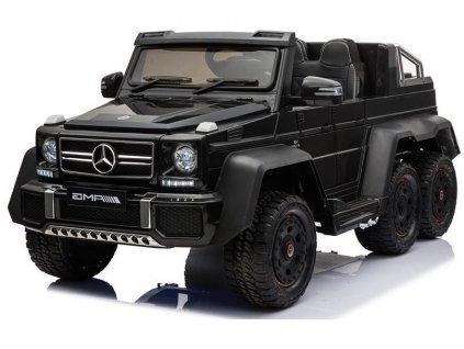161702 12 pol pl pojazd na akumulator mercedes 6x45w czarny 4093 13 2