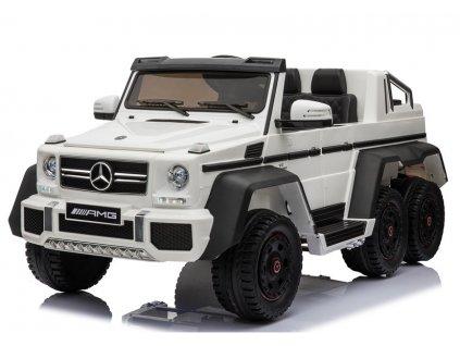 pol pl Pojazd Na Akumulator Mercedes 6x45W Bialy 4094 4