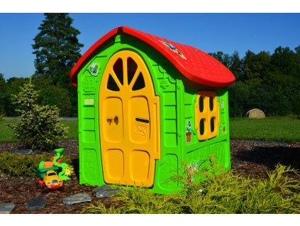 Zahradní domeček pro děti (3)