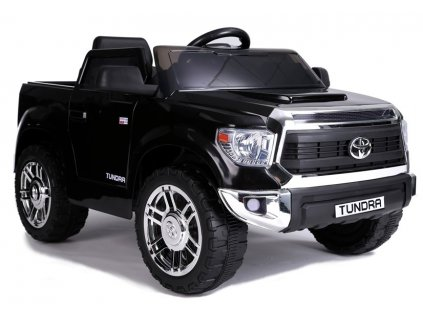 Elektrické autíčko Toyota Tundra černé1