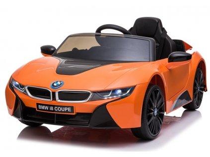 pol pl Auto na Akumulator BMW I8 JE1001 Pomaranczowy 5162 2