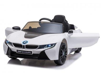 pol pl Auto na Akumulator BMW I8 JE1001 Bialy 5159 7