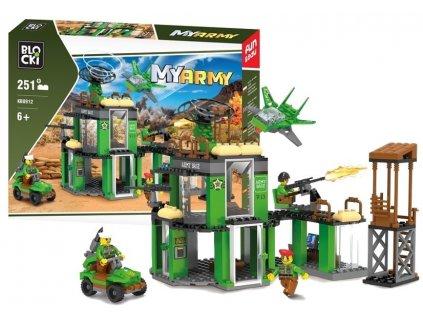 velká vojenská stavebnice armáda (3)