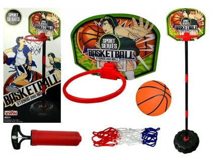 Basketbalový set 130 cm