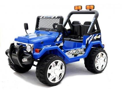 dětské elektrické autíčko drifter modré (9)