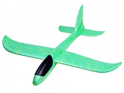 polystyrenové házecí letadlo (2)