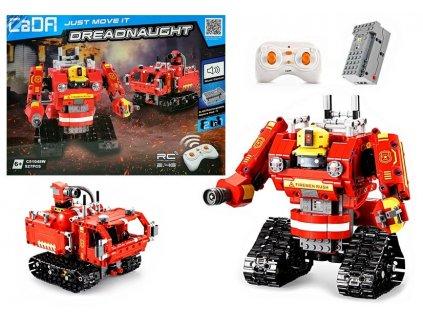 stavebnice robot na dálkové ovládání (2)