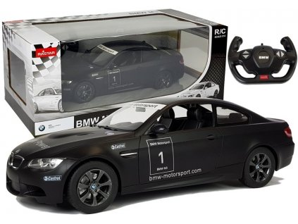 Auto na dálkové ovládání R:C BMW M3