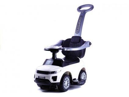 dětské odrážedlo range rover bílé (2)