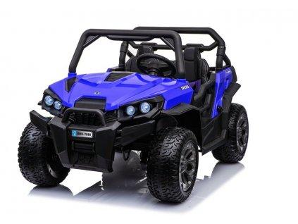 Dětské elektrické autíčko Buggy WXE modré2
