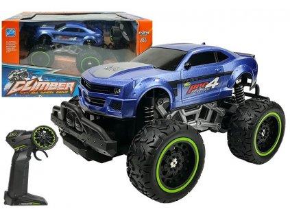 Auto na dálkové ovládání R:C Monster modré